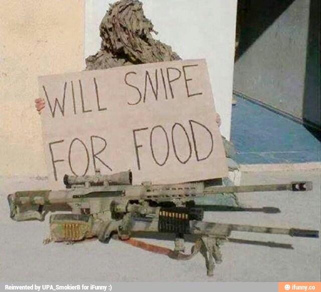 snipeforfood